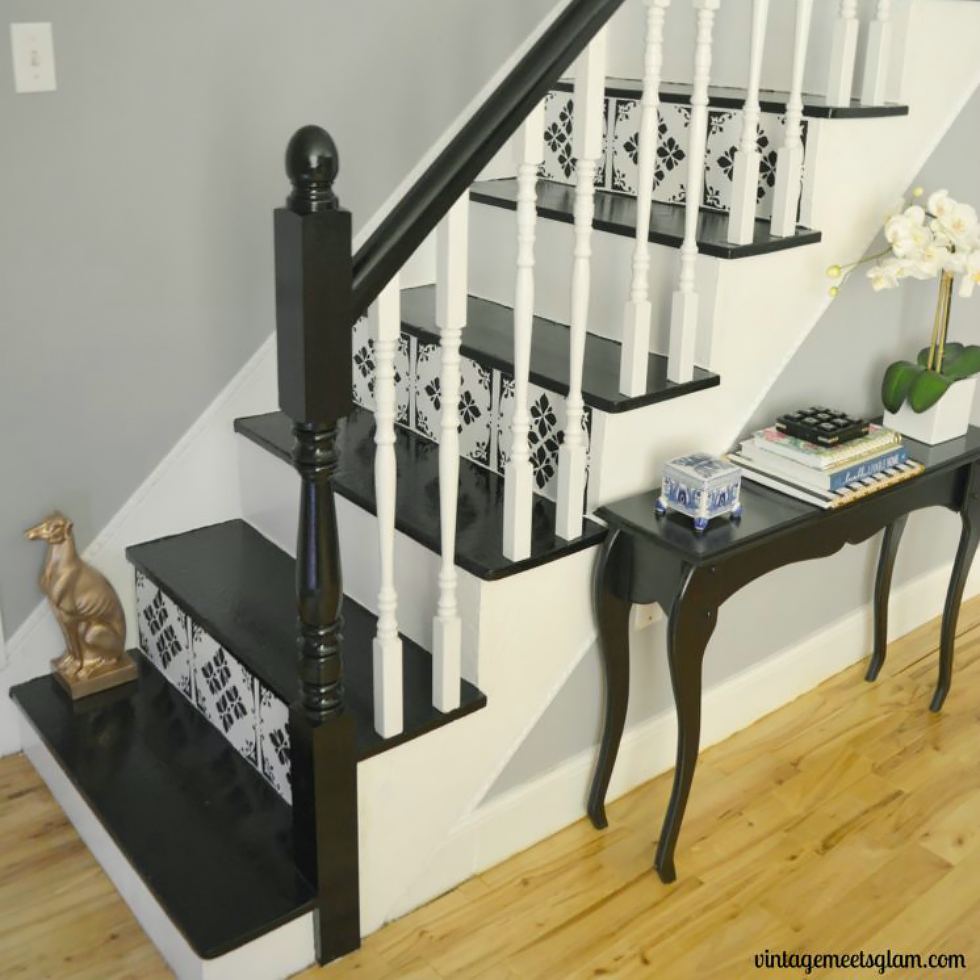 Interior Staircase Ideas Staircase Makeover Ideas Like Painted Stairs