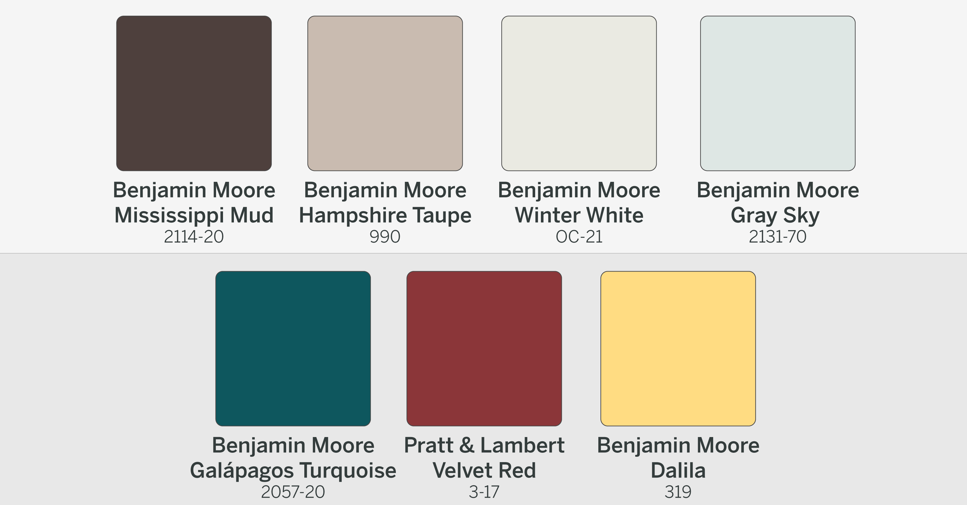 Whole House Color Palette How To Choose A Color Scheme Color Palette Combinations For Homes