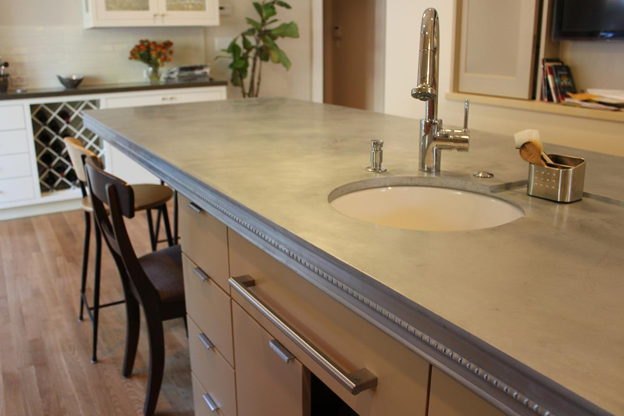 How To Clean Zinc Countertops Zinc Countertops Pros And Cons Zinc Countertop Cost