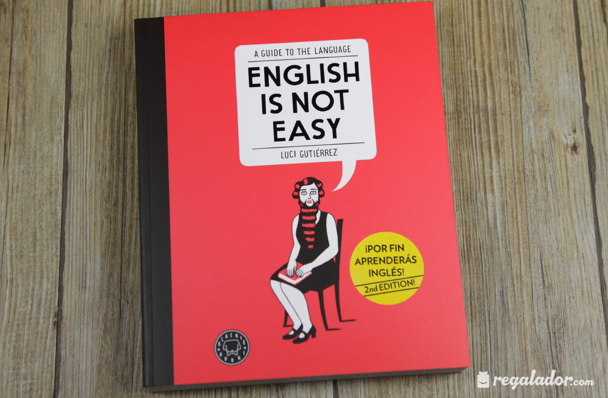 Libros Para Ingles Basico Regalador English Is Not Easy El Libro Ideal Para
