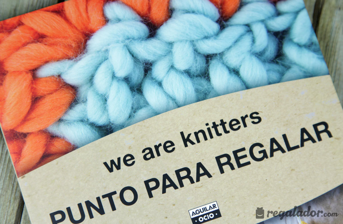 Libros En Blanco Para Regalar Libro We Are Knitters Las Mejores Ideas Para Regalar En