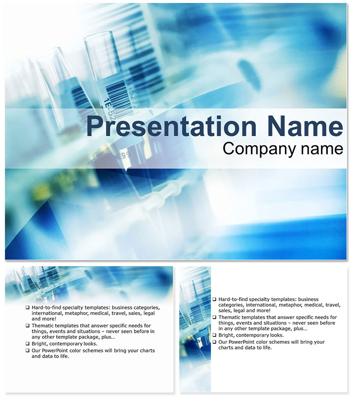 Study of medical Chemistry PowerPoint Templates ImagineLayout
