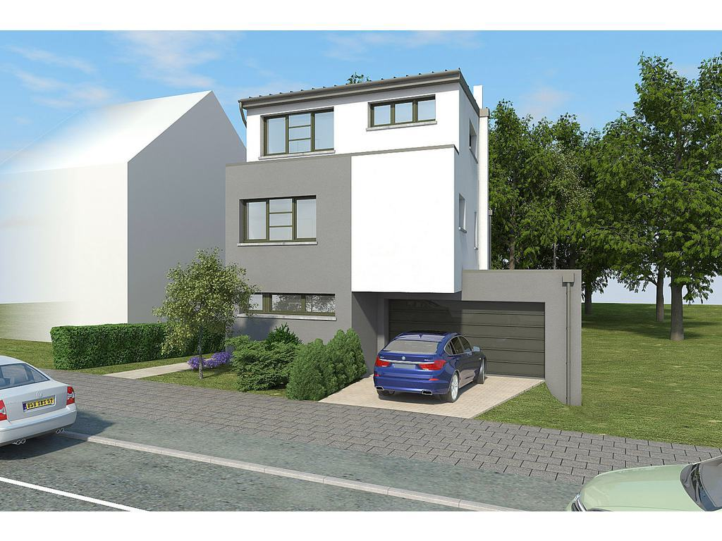 Kubik Haus Building Land For Sale In Bascharage Luxembourg Ref Tz4r