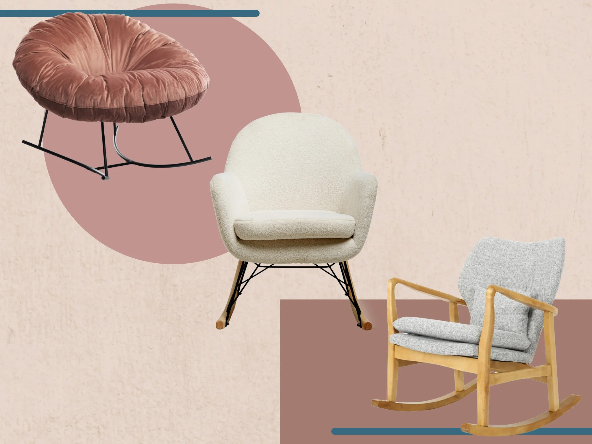 Rocking Chair Take Your Pick From Rattan Leather Velvet And More The Independent