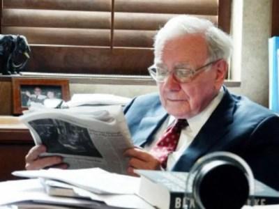 Billionaire Warren Buffett sparks criticism for saying ...