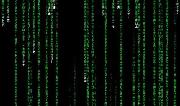 Falling Snow Wallpaper Note 3 The Iconic Green Code In The Matrix Is Just Sushi Recipes