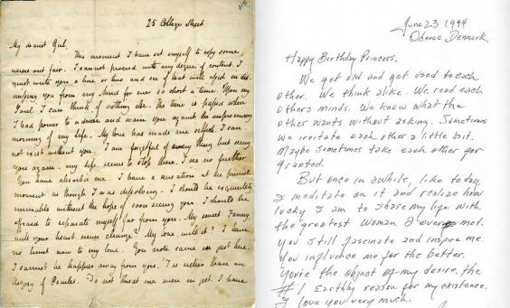 The 10 greatest love letters of all time indy100 - Love Letter