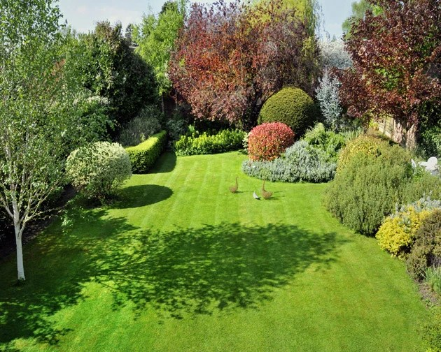 Border Lines Planning A New Garden Don39t Bother With Pen