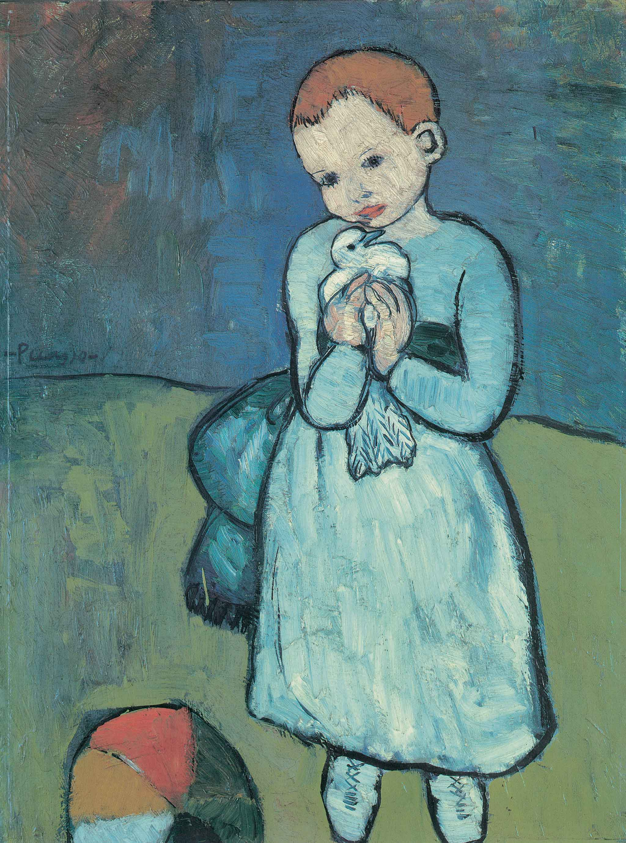 Pablo Picasso Obras Jpg Pablo Picasso S Child With A Dove To Leave Britain After 90 Years