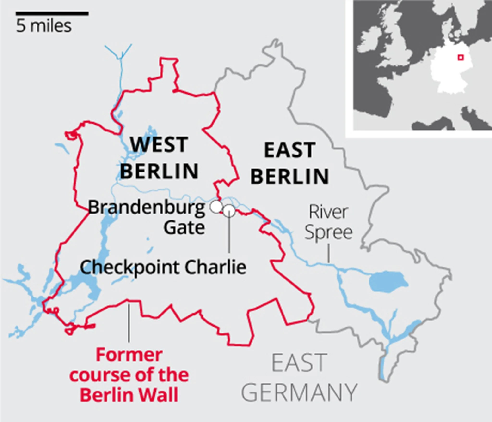 Iron Curtain Map Berlin Wall What You Need To Know About The Barrier That Divided