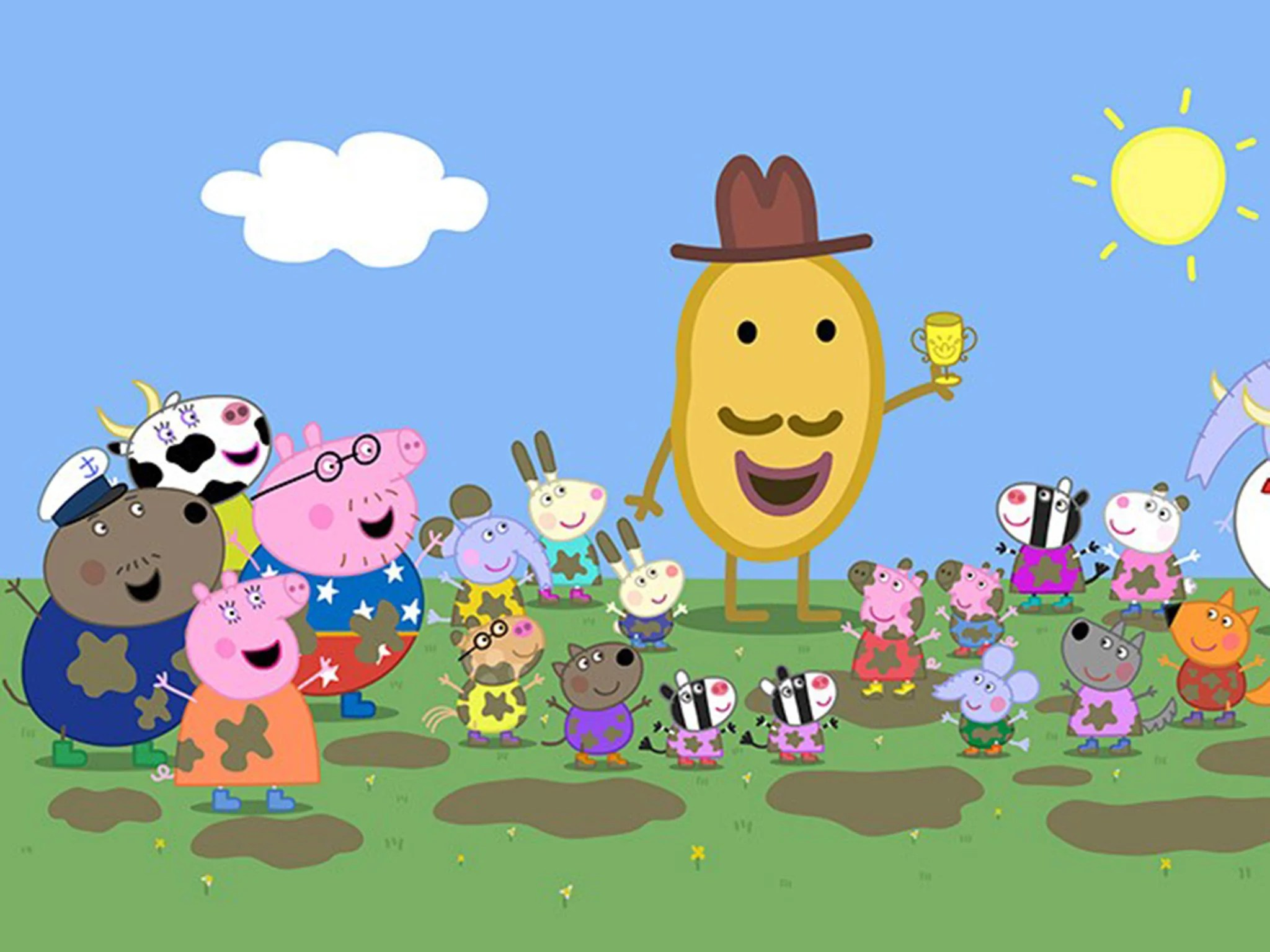 Tv Cartoon Peppa Pig Now Worth 1bn A Year Is Making