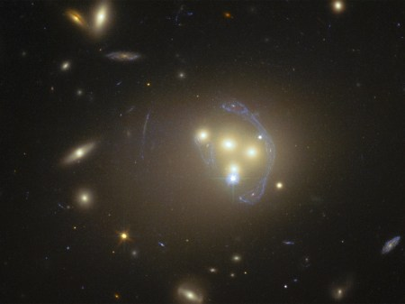 Dark Matter After Effects