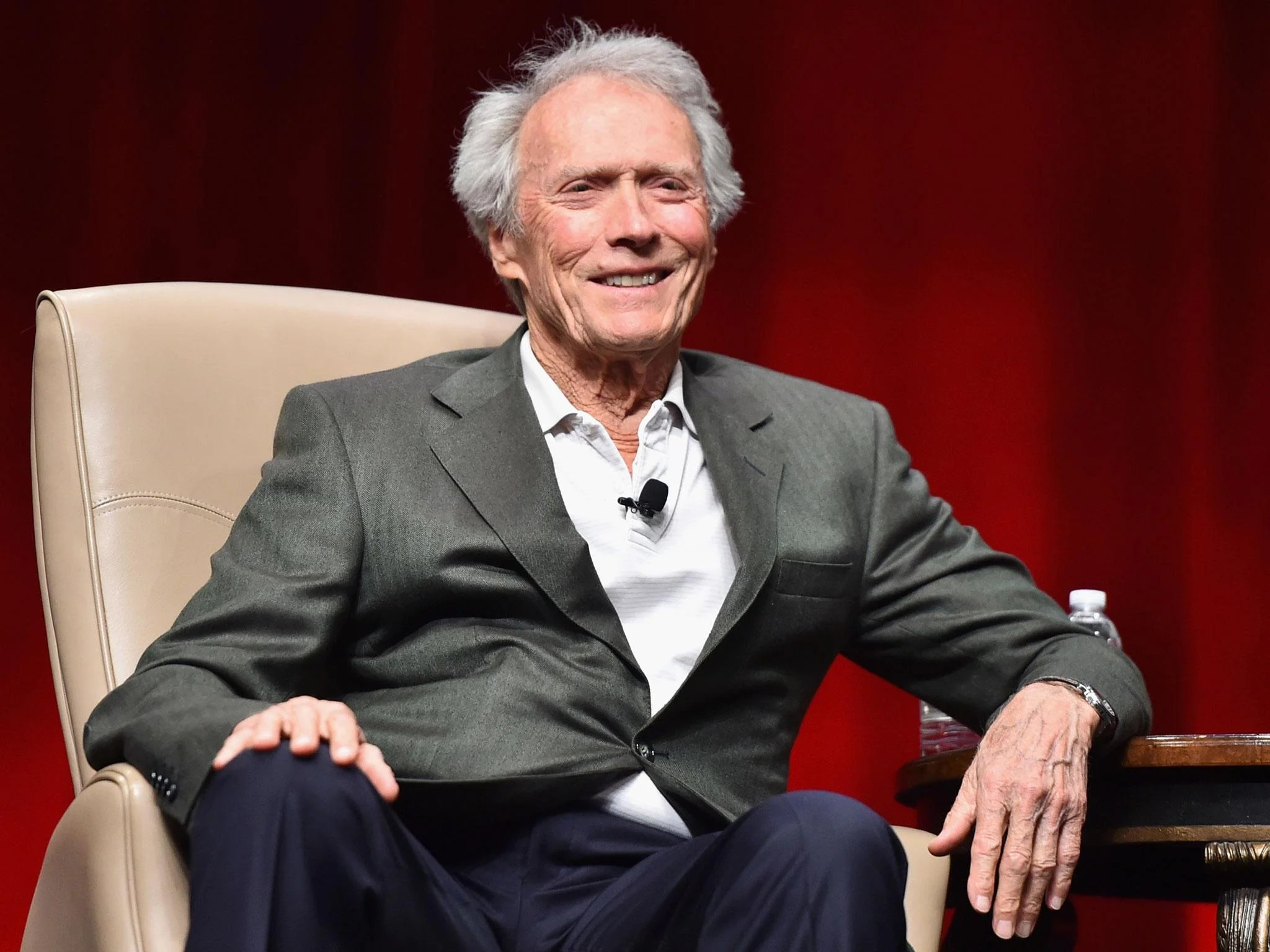 Latest Pictures Clint Eastwood Latest News Breaking Stories And Comment The