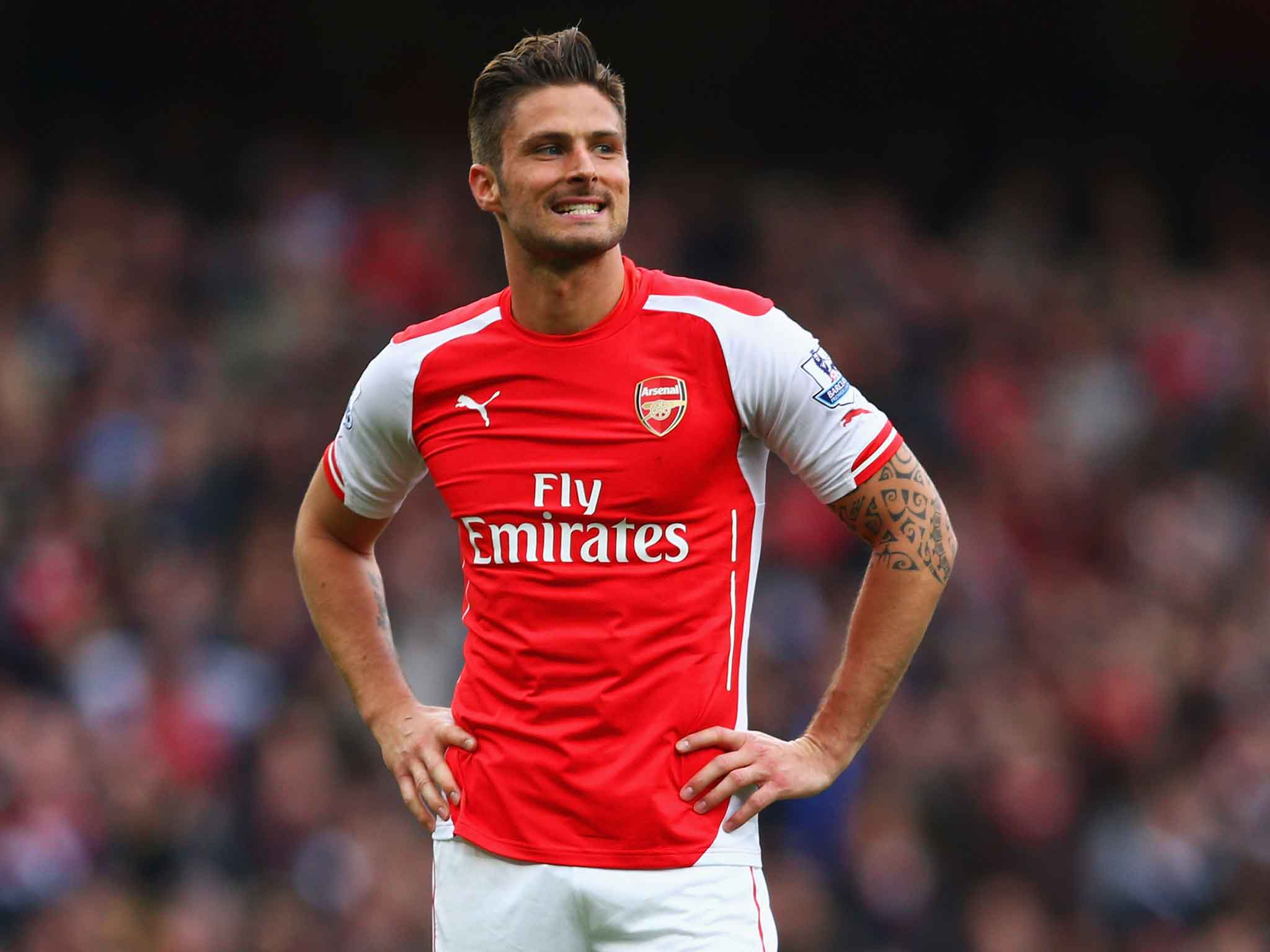Wallpaper Manchester United Hd Olivier Giroud Claims He Did Not Lose Any Sleep Over