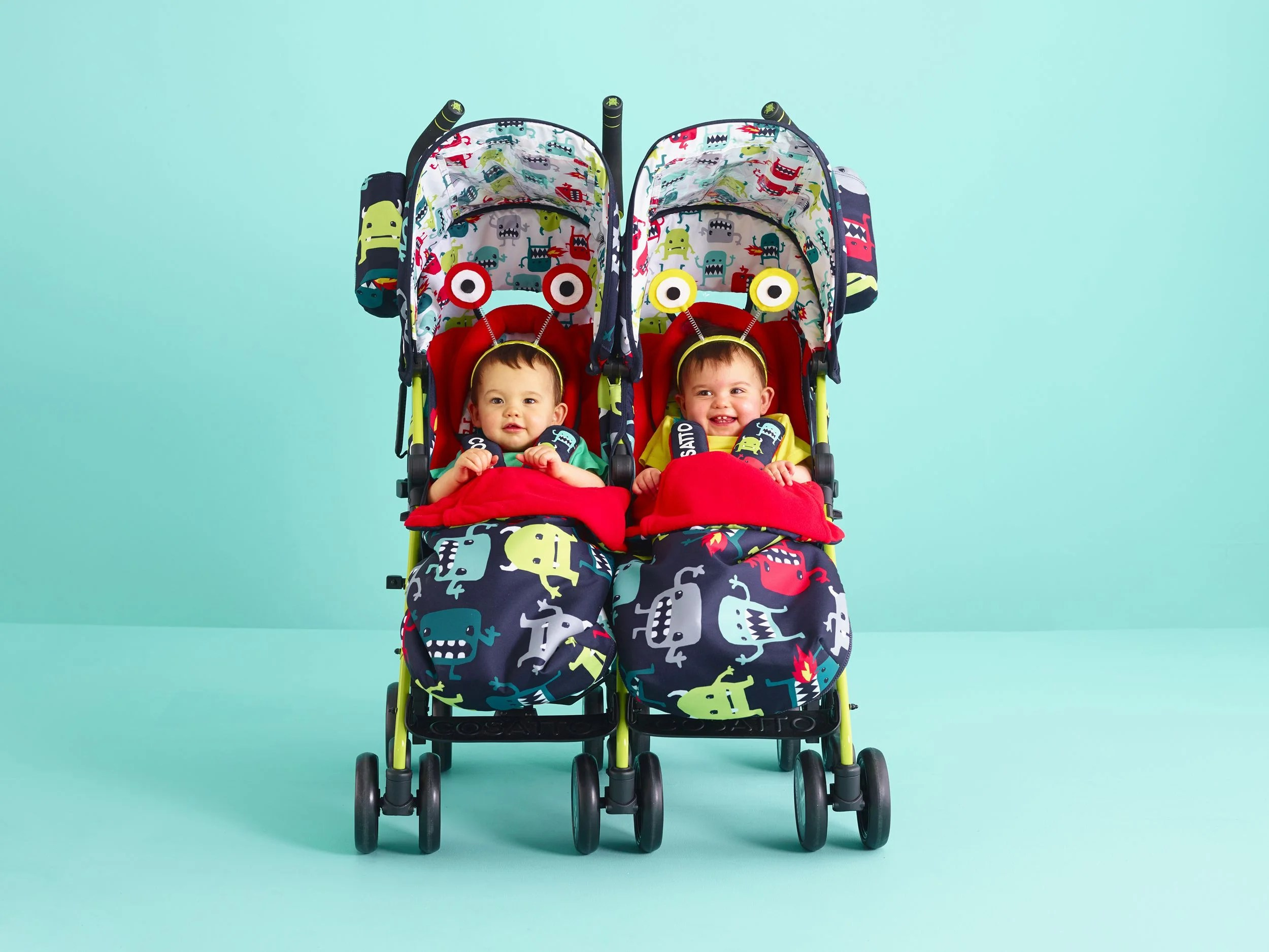 Double Pram Target 12 Best Double Prams The Independent