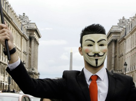Anonymous Warns Uk