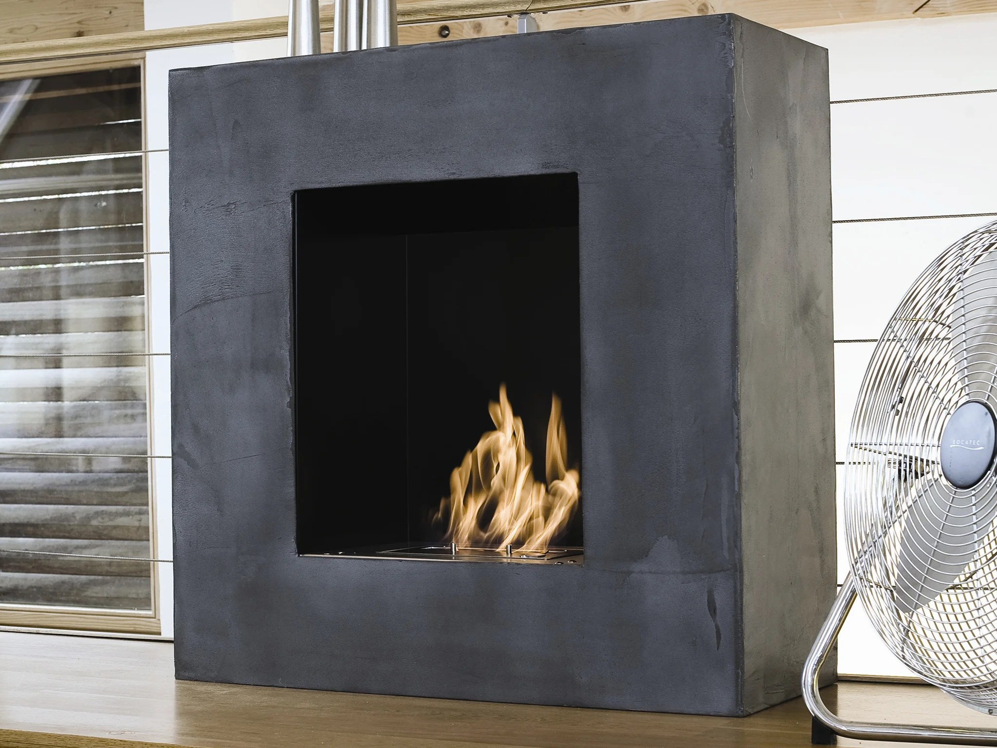 Artificial Fireplaces Gas And Electric Fires How Fake Will You Go To Add Warmth And