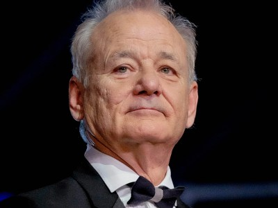 Bill Murray doesn't care what people make him look like, as long as it's not overweight ...
