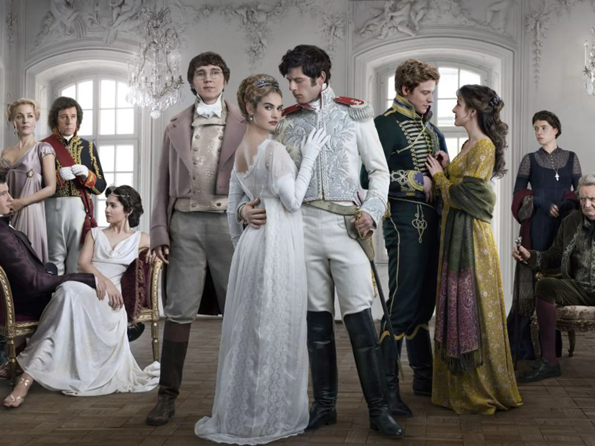 Bennet Natale War And Peace 39s Bbc Finale Leaves Viewers Distraught