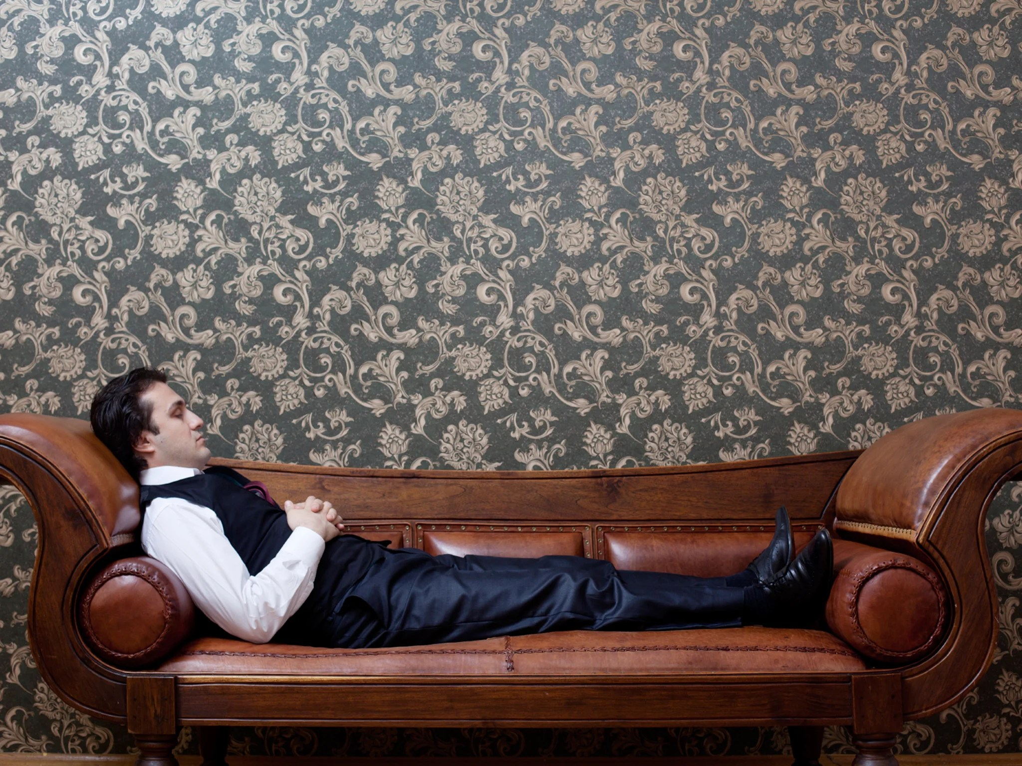 Why Do We Fall Wallpaper Why Do People Lie On A Couch When They See A Psychoanalyst