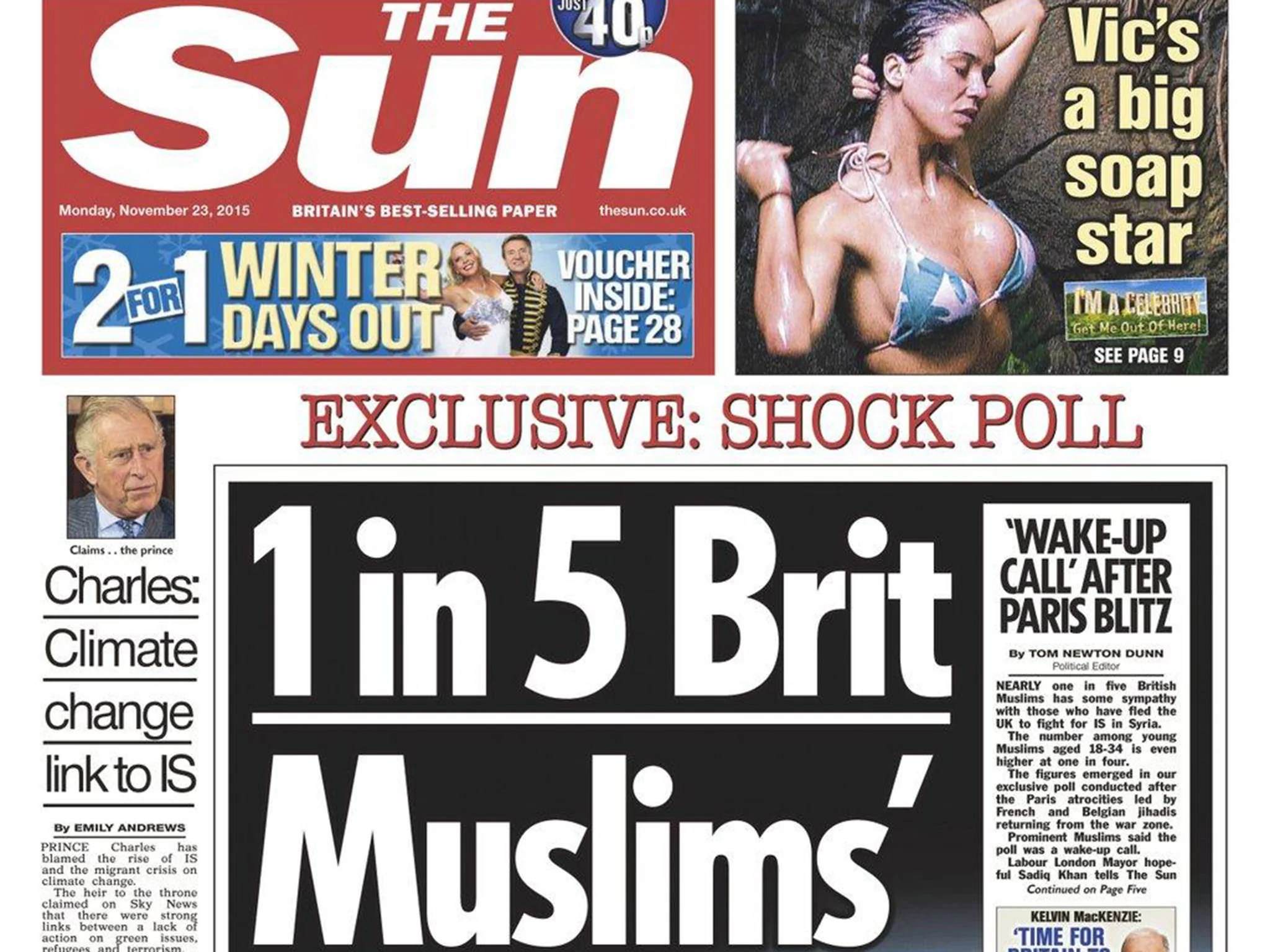 Best Modern Uk Crime Writers The Sun And Daily Mail Accused Of 39fuelling Prejudice 39 In