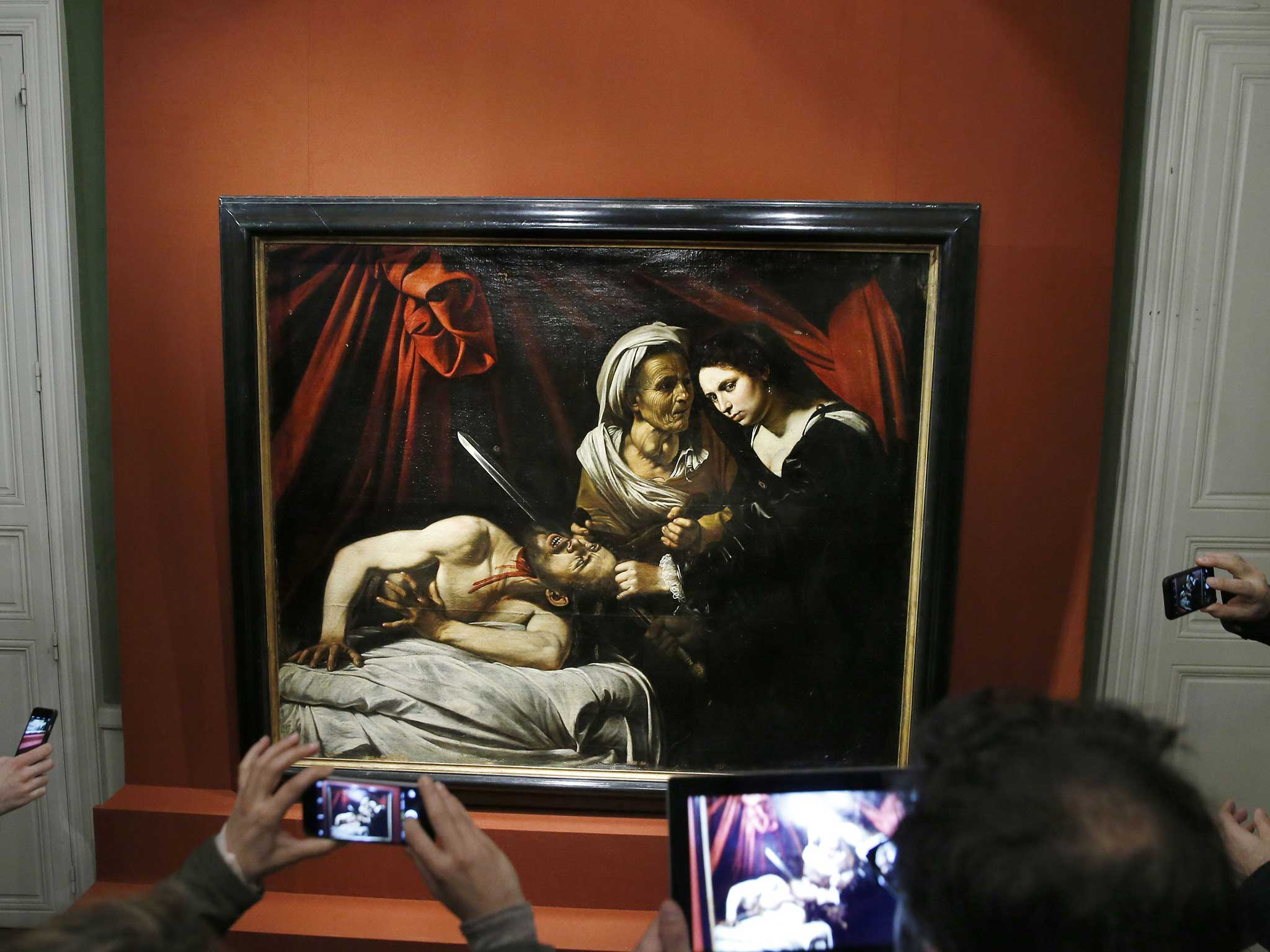 Balke Polster Caravaggio Masterpiece Worth 100m Found In A Sealed Attic