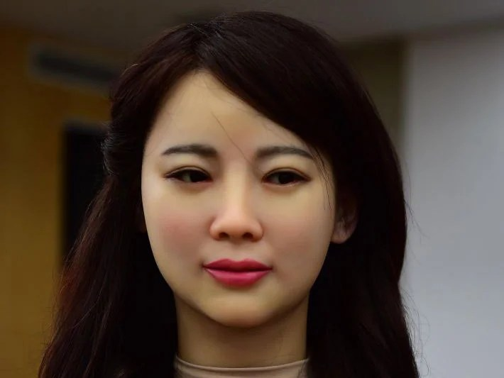 Beautiful Girl Sketch Wallpaper Chinese Researchers Create Jia Jia A Super Lifelike