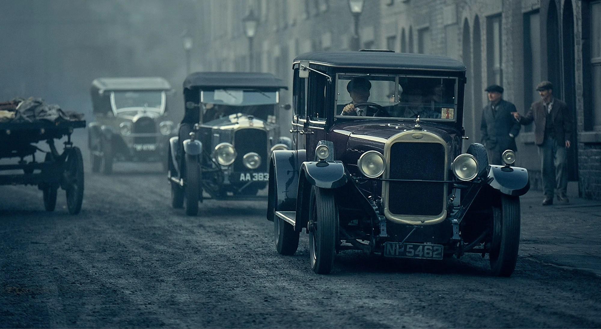 Antique Cars Wallpaper Hd Peaky Blinders Movie Could Happen Julia Roberts