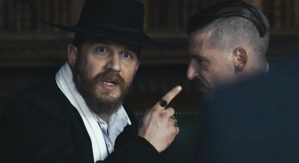 Peaky Blinders Wallpaper Iphone X Tom Hardy Peaky Blinders Season 5 Enam Wallpaper