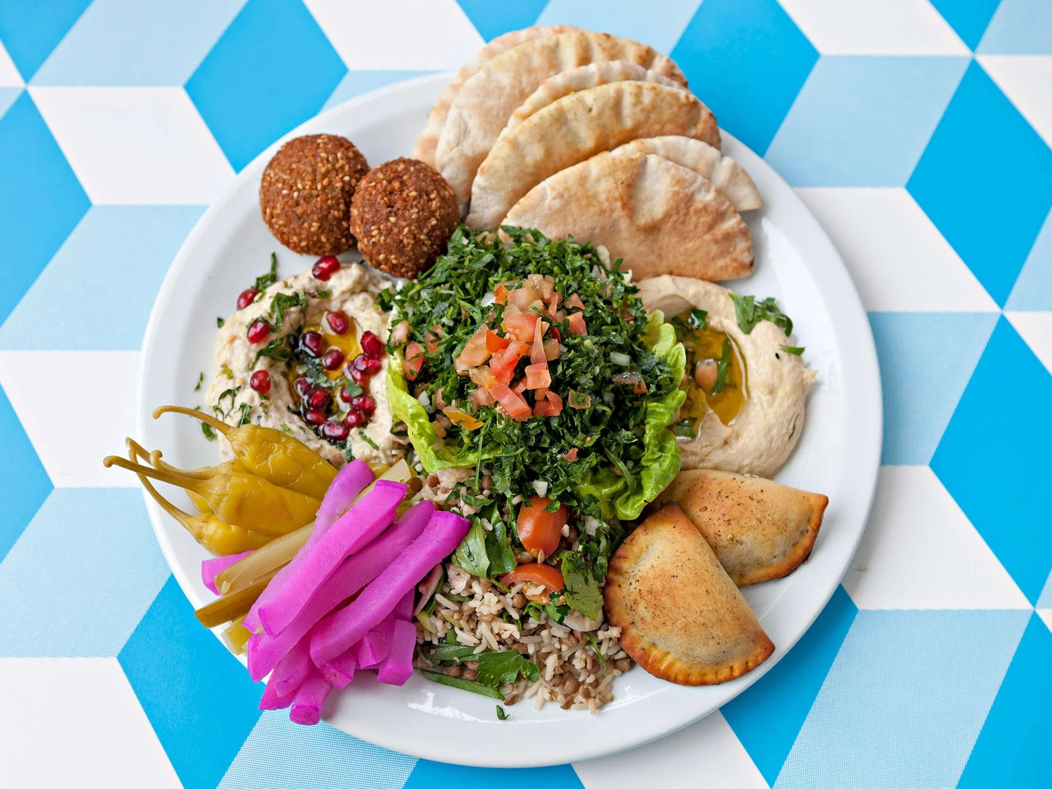 La Cuisine Libanaise Salma Hage International Falafel Day How The Middle Eatern Mezze Found Its
