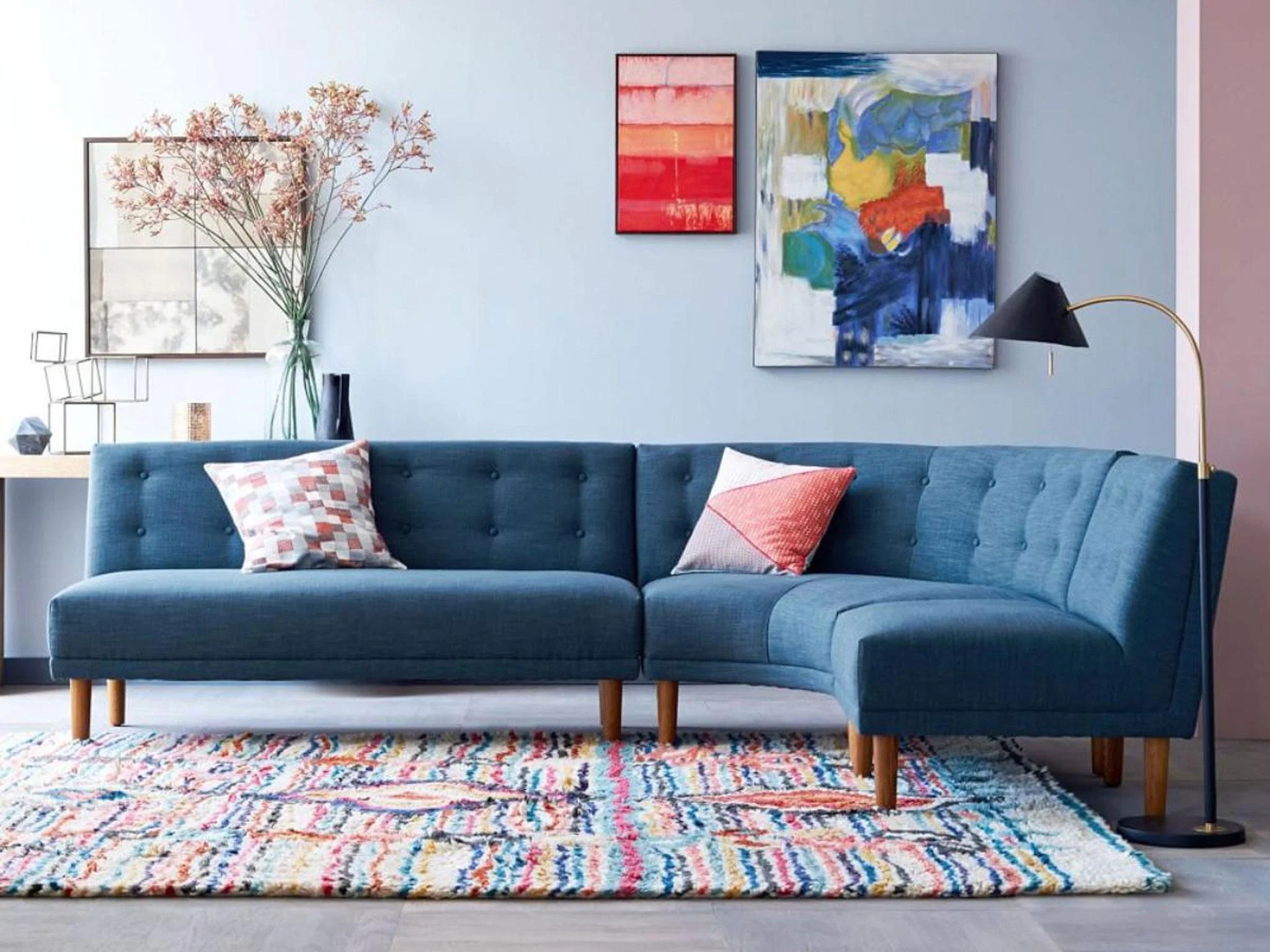 Australian Made Sofas 11 Best Corner Sofas The Independent