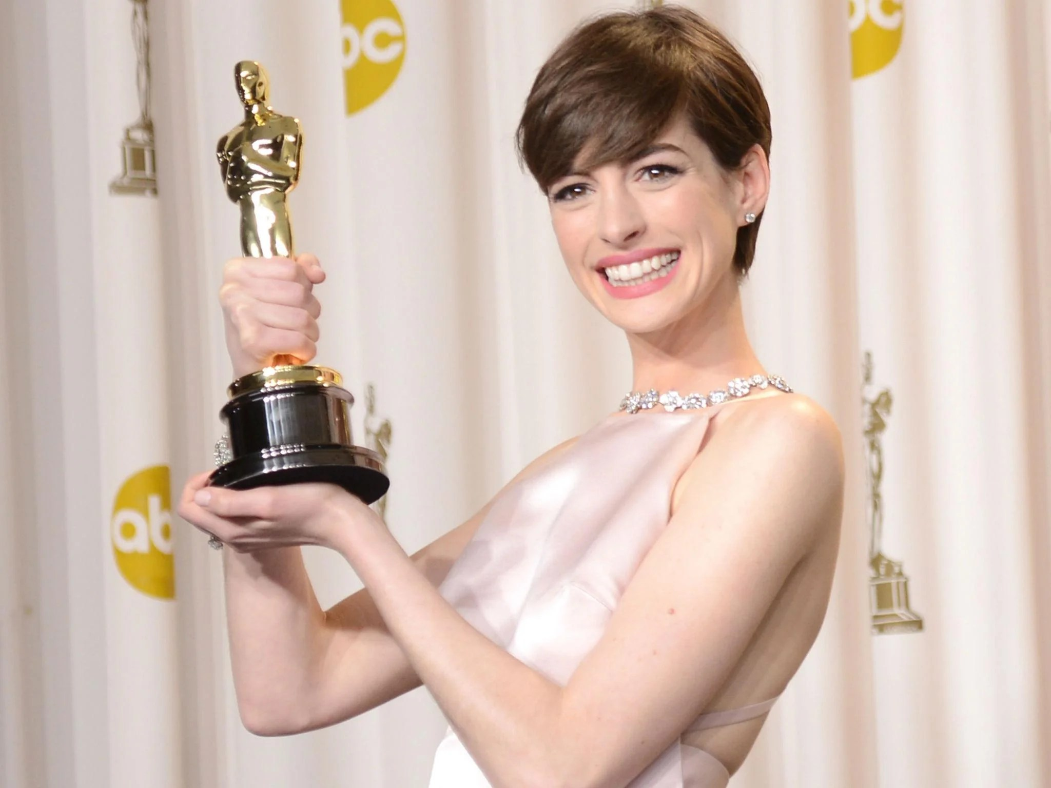 2018 Indy Car Wallpaper Anne Hathaway I Wasn T Happy When I Won My Oscar For Les