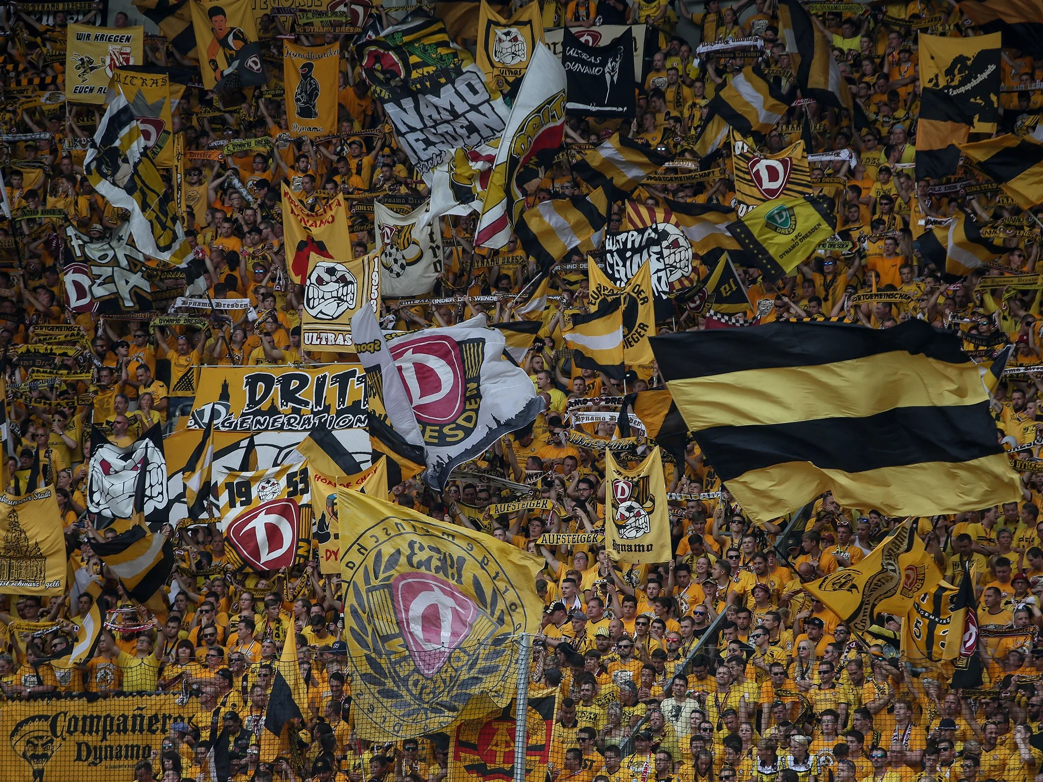 Bettwäsche Dynamo Dresden Dynamo Dresden Fined For Throwing Bull's Head Onto Pitch