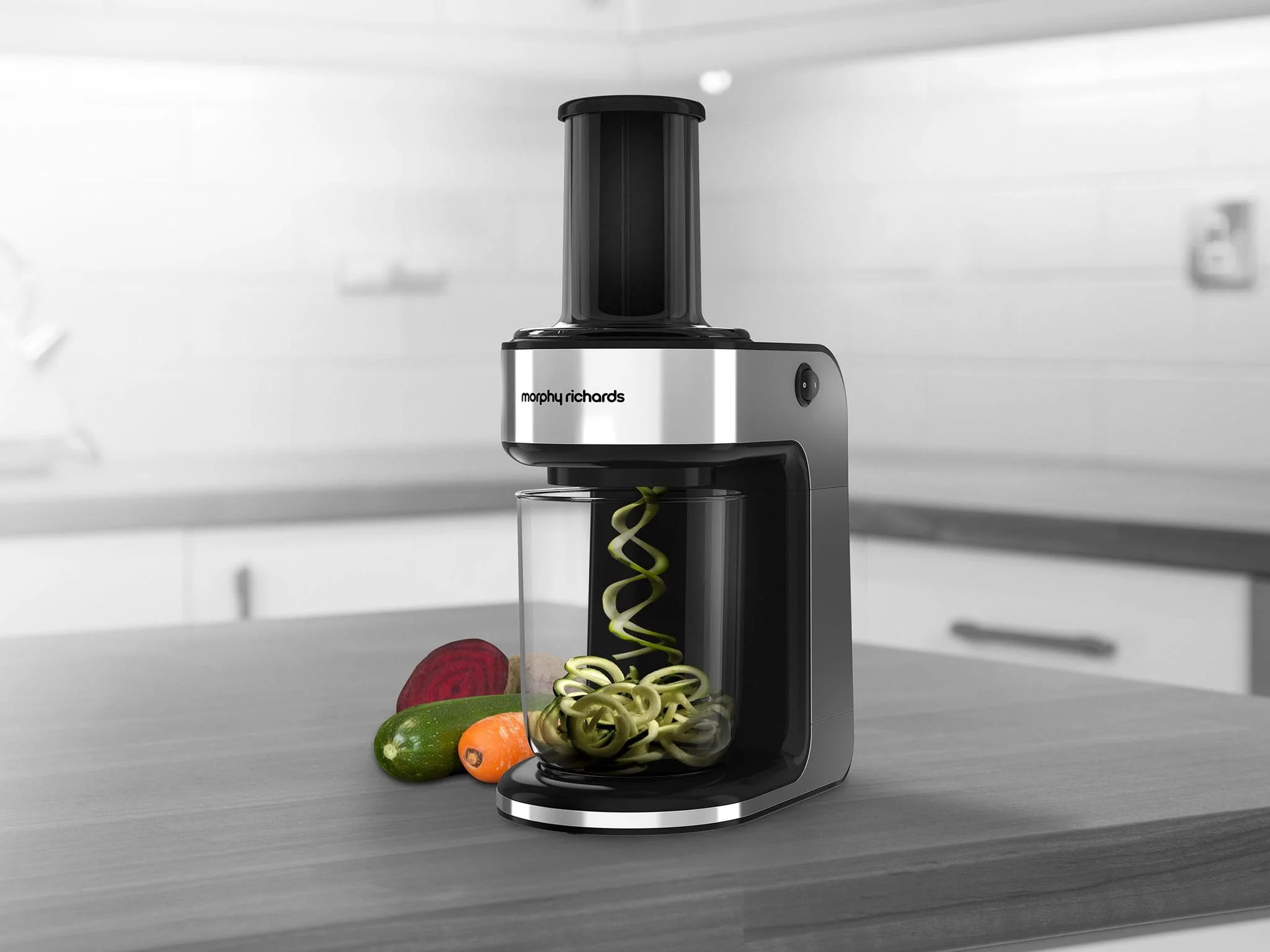Kitchen Gadget 6 Letters 6 Best Spiralizers The Independent