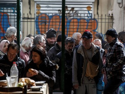 When recession turns to depression: Greece's descent into ...