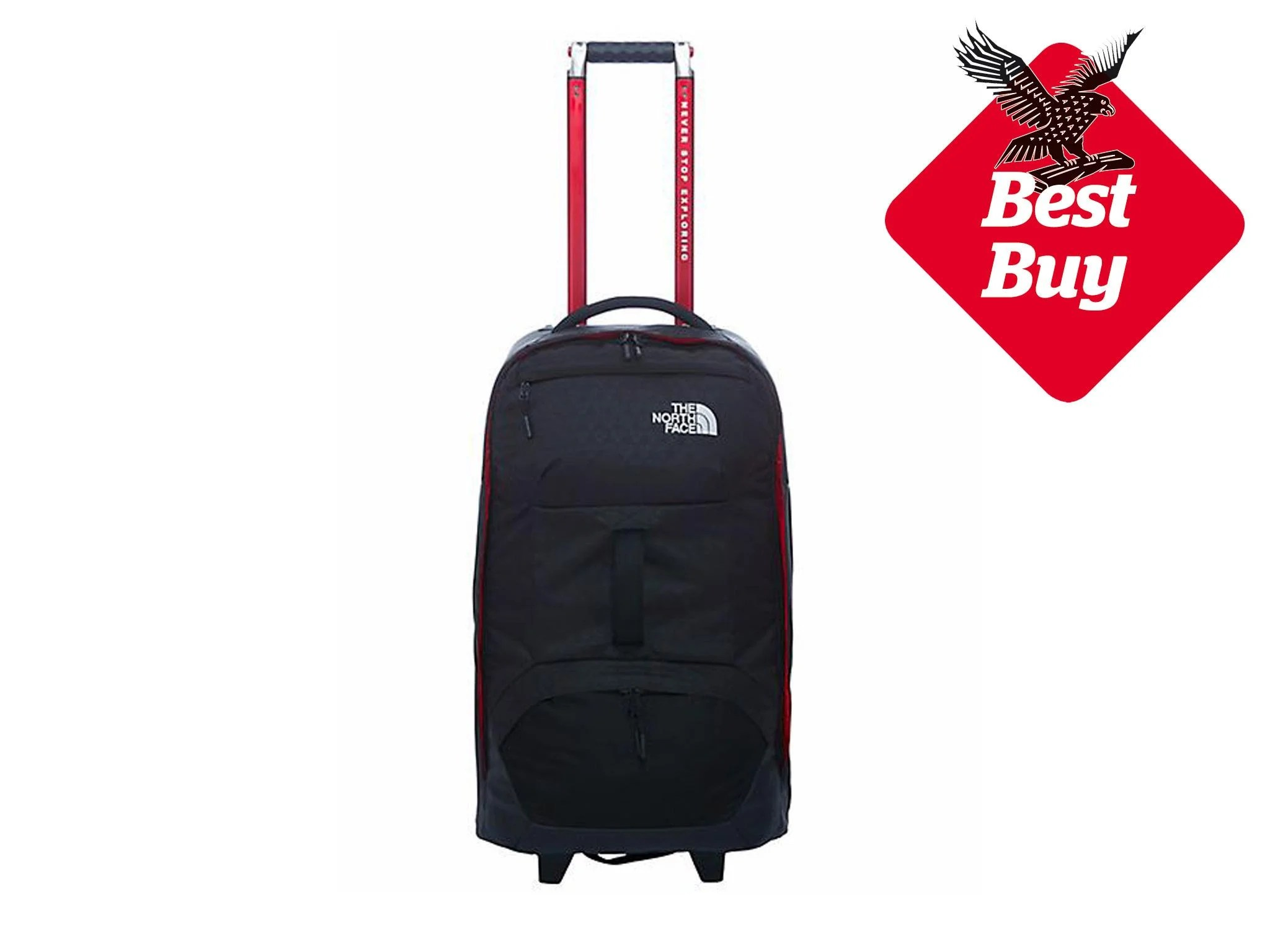 Shopping Trolley Bag On Wheels Australia 7 Best Wheeled Travel Bags The Independent