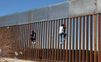 Trump 'pressed Mexico to stop talk of wall payments' | The ...