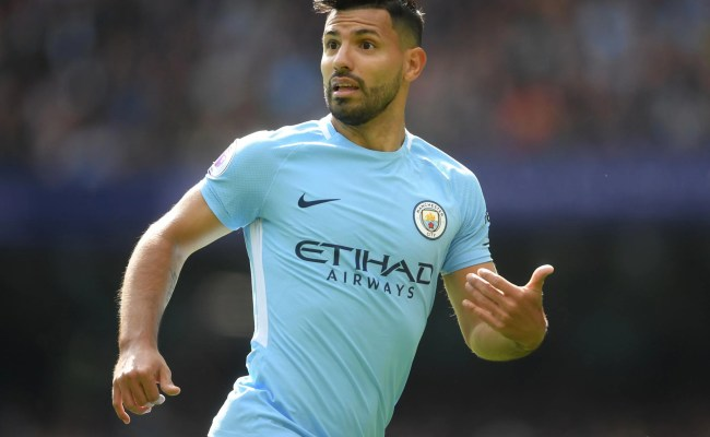 Sergio Aguero Hands Manchester City Injury Boost With
