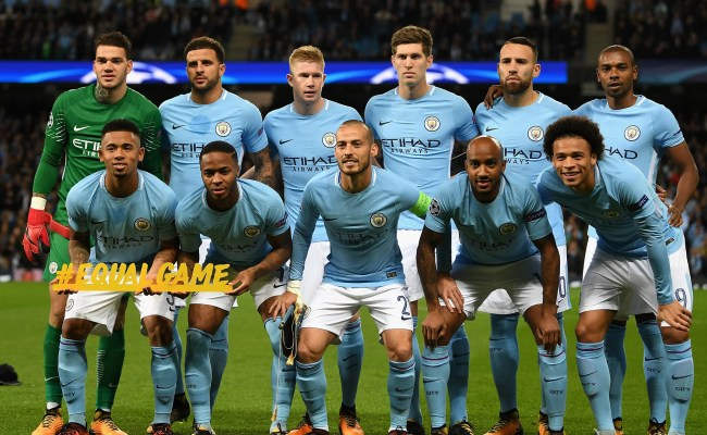 Manchester City Are No Longer Just Part Of The Champions League They Are Good Enough To Win It