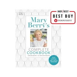 Small Crop Of Mary Berry Cookbook