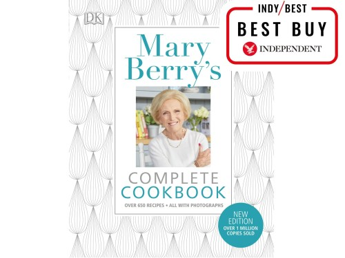The Complete Over Recipes By Mary Dk Celebrity Cookbooks Independent Mary Berry Cookbook Pdf Mary Berry Cookbook List