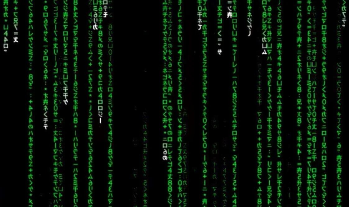 Christmas Falling Snow Wallpaper Note 3 The Iconic Green Code In The Matrix Is Just Sushi Recipes