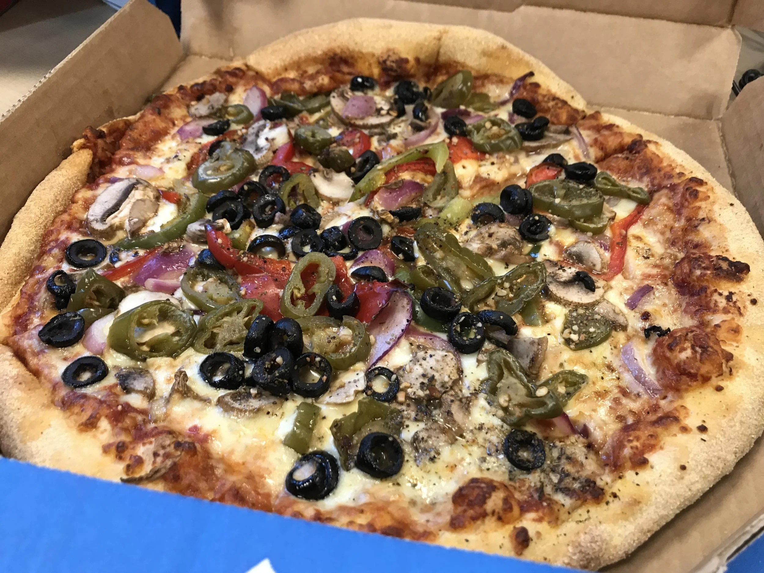 Dominos No Deal Brexit Domino S Stockpiling Pizza Toppings To Avoid