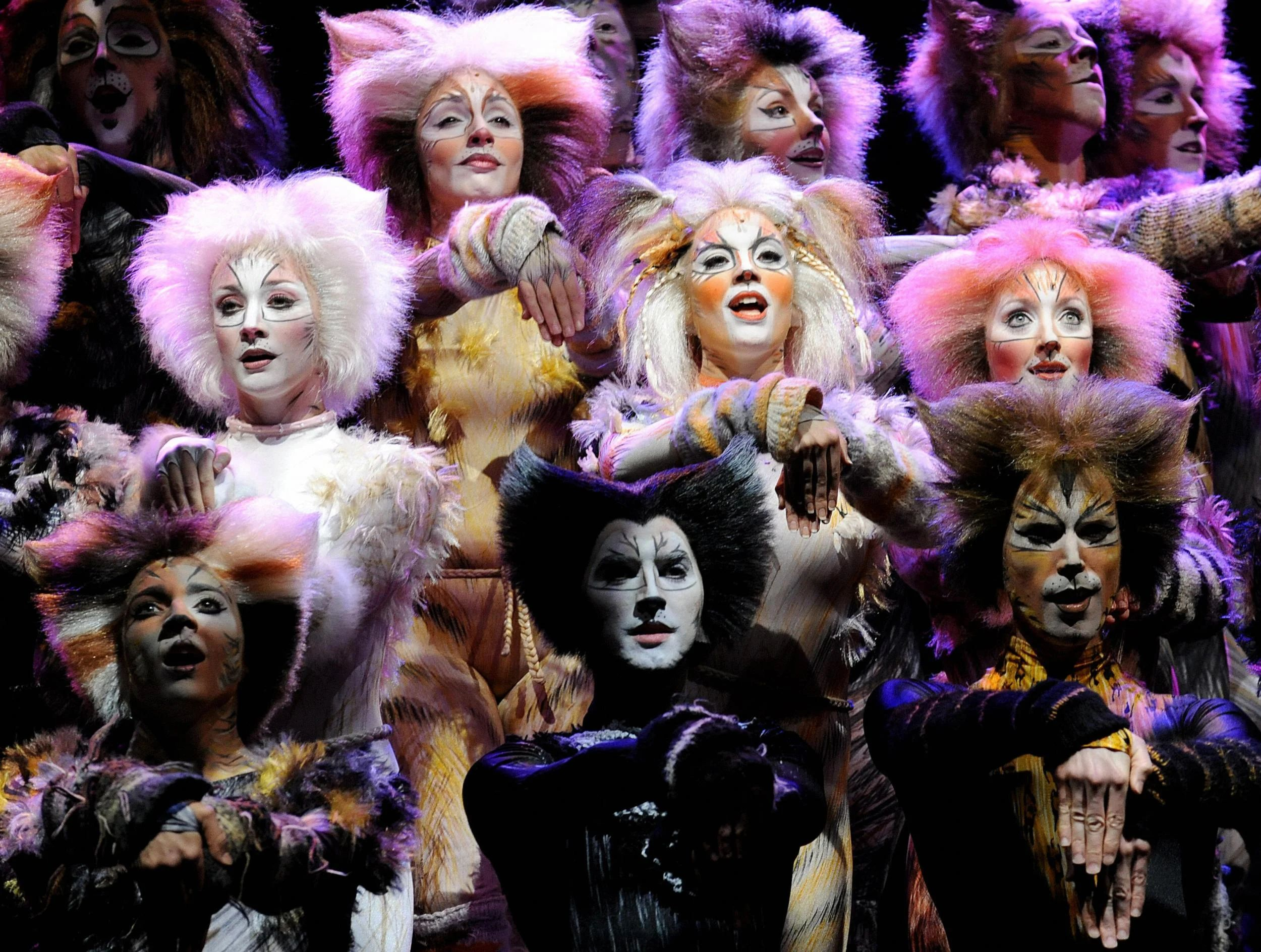 cats musical movie 2018