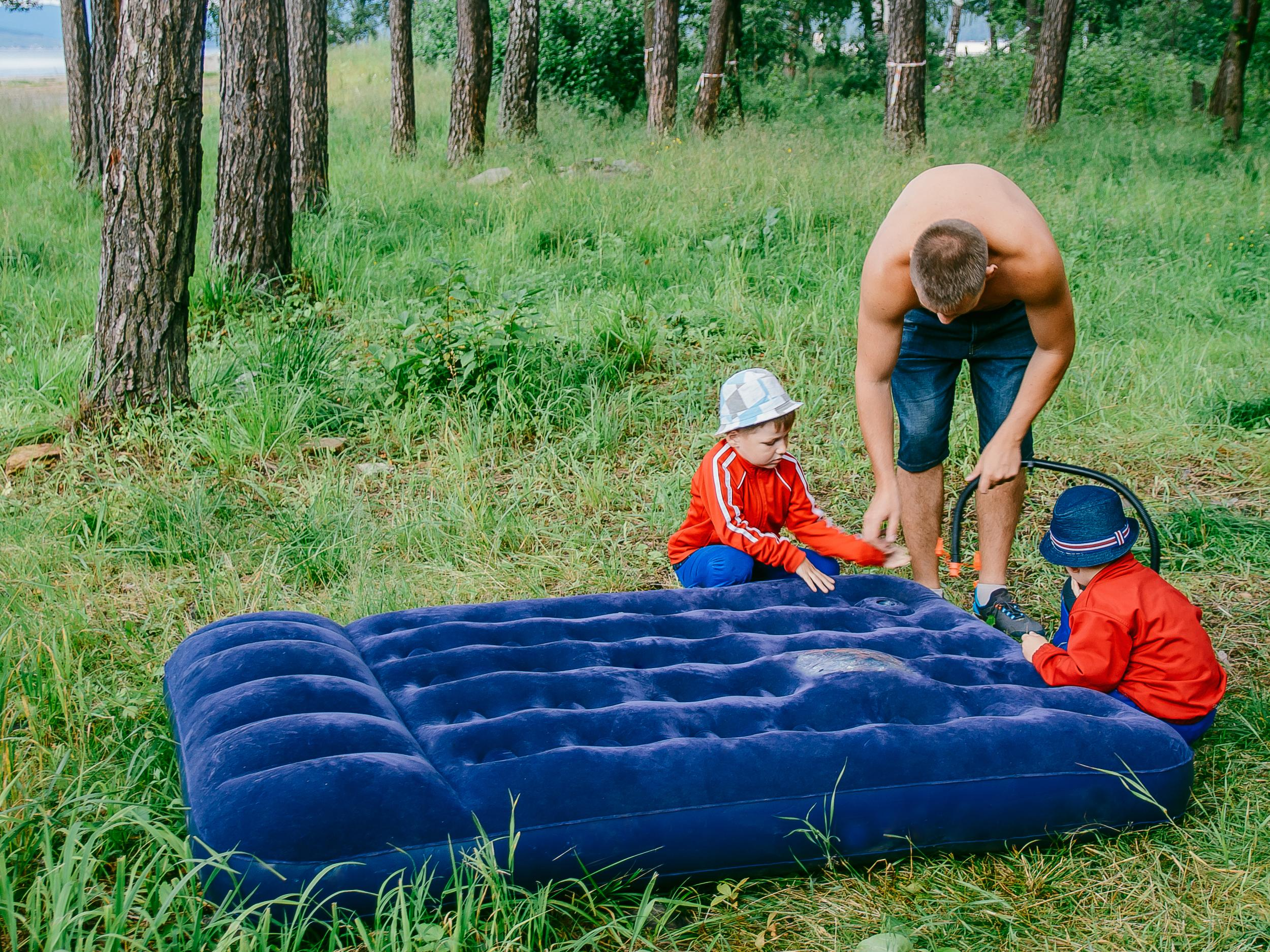 Camping Aero Bed 14 Best Air Beds The Independent