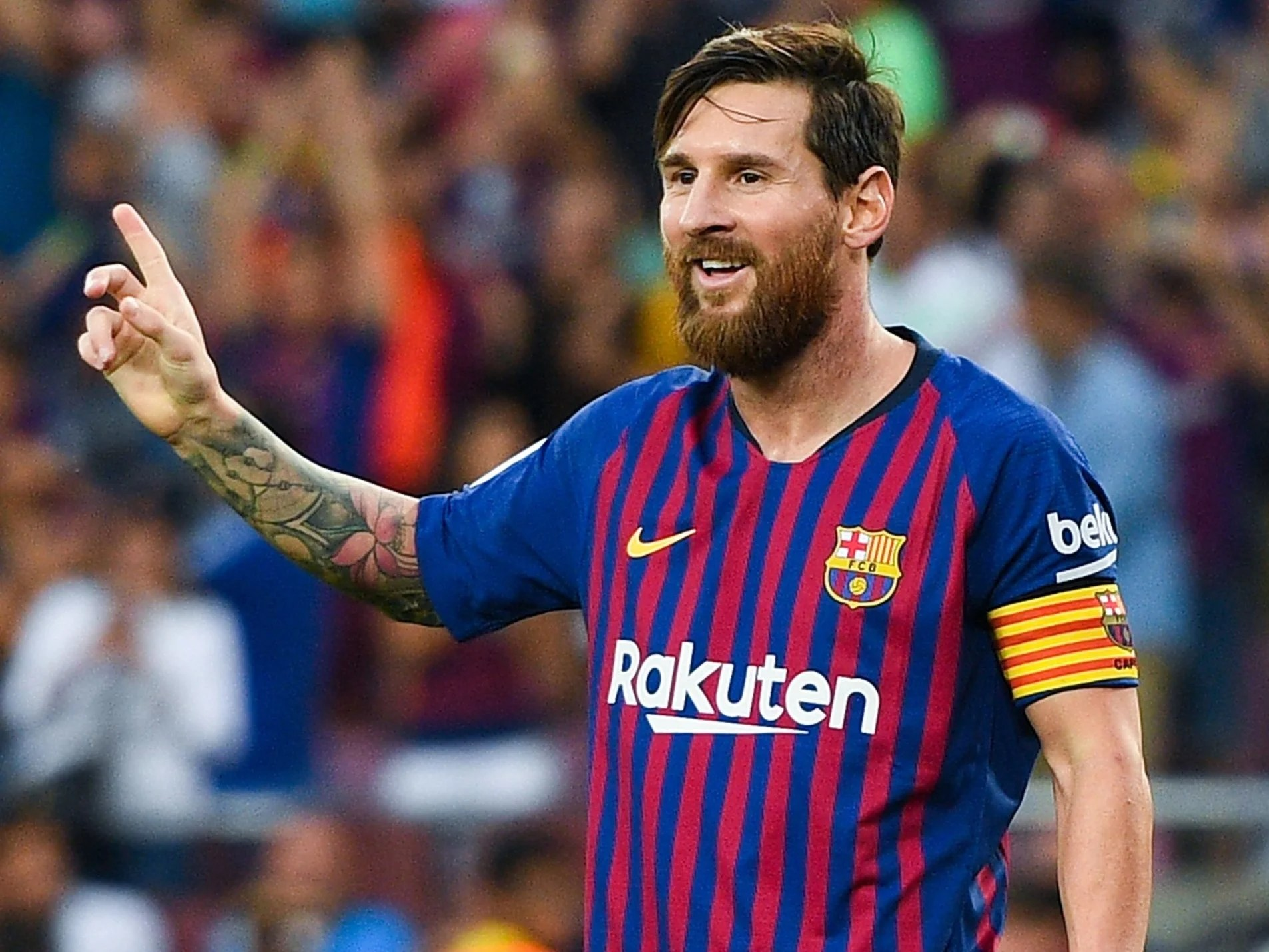 Leo Messi Is Lionel Messi Hurting His Own Legacy By Being Too Brilliant Too