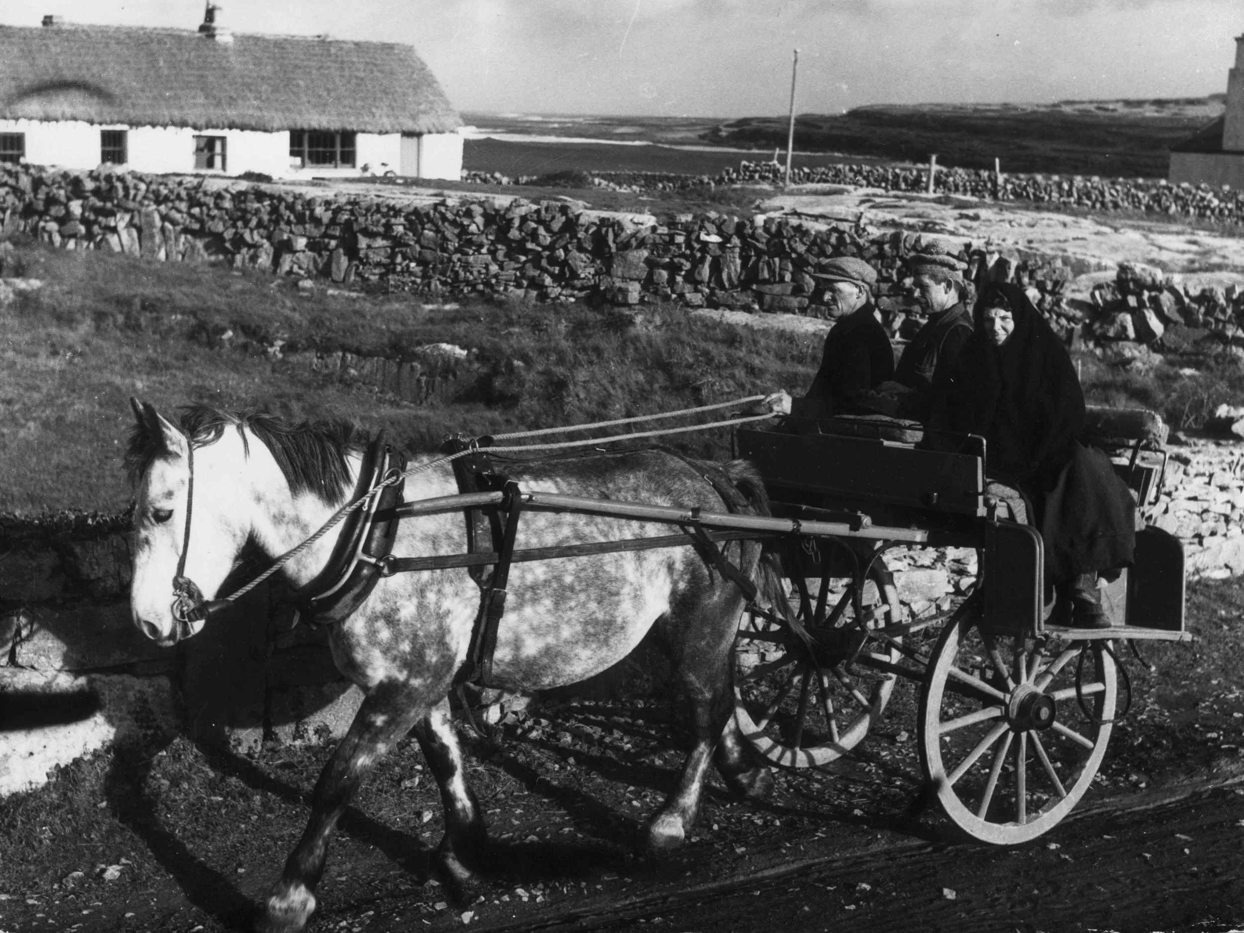 Black Buggy Days 2018 Ireland S Aran Islands A Place Lost In Time The Independent
