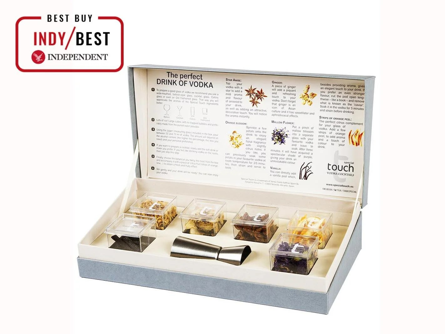 Kit Dressing Noir 9 Best Cocktail Making Kits The Independent