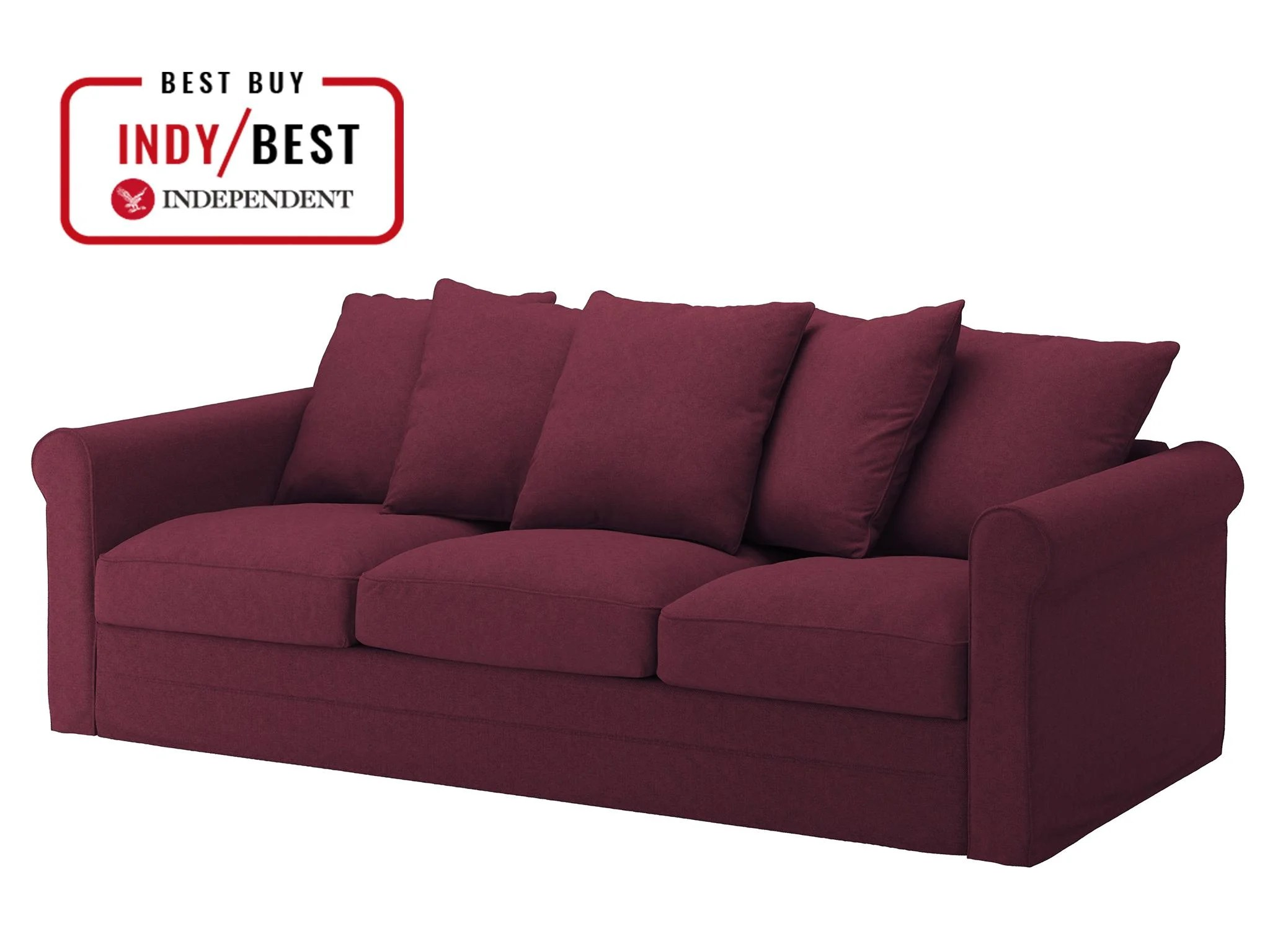 Sofa Uk Ikea 8 Best 3 Seater Sofas The Independent