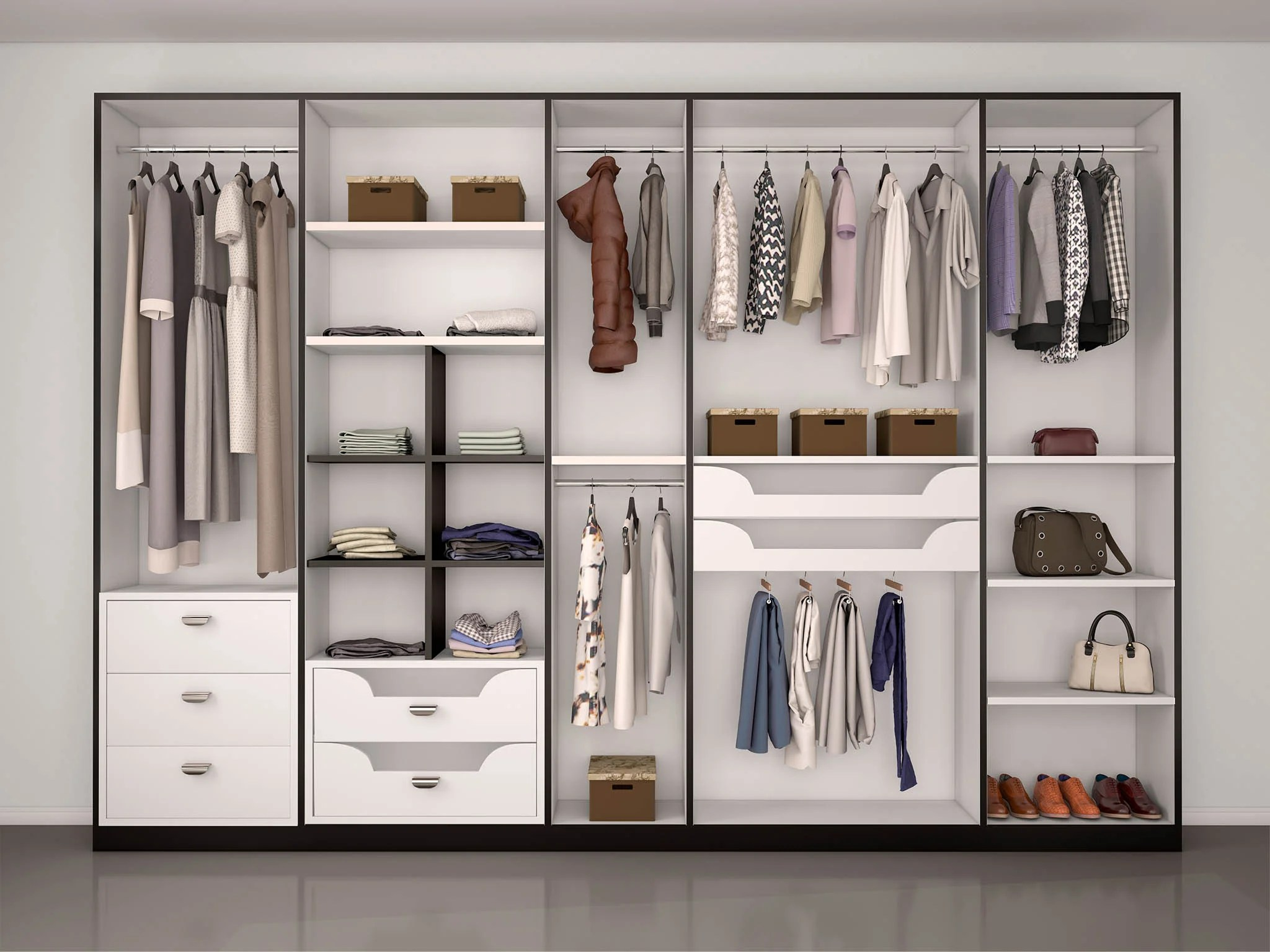 Wardrobes For Small Rooms 10 Best Wardrobes The Independent